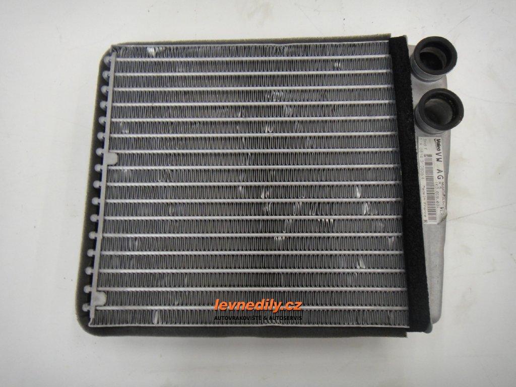 Radiátor topení 1K0819031 VW Audi Škoda Seat