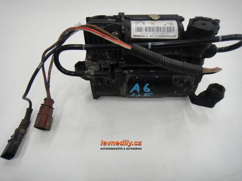 4F0616005D kompresor vzduchového podvozku Audi A6