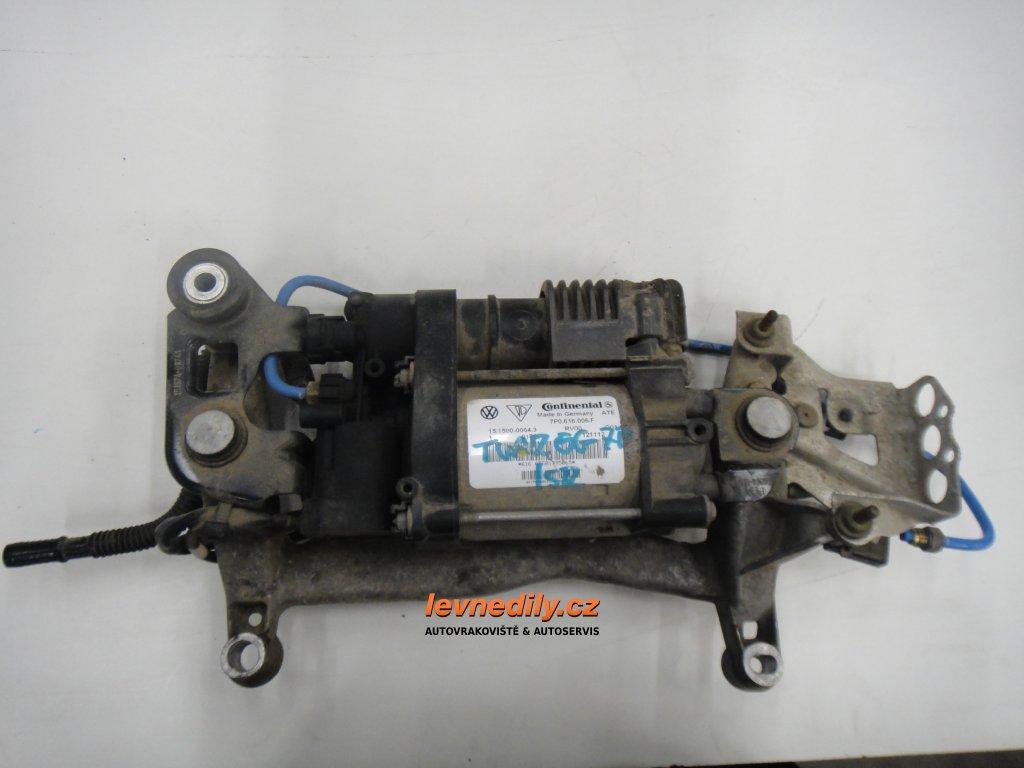 7P0616006F kompresor pro vzduchový podvozek VW Touareg