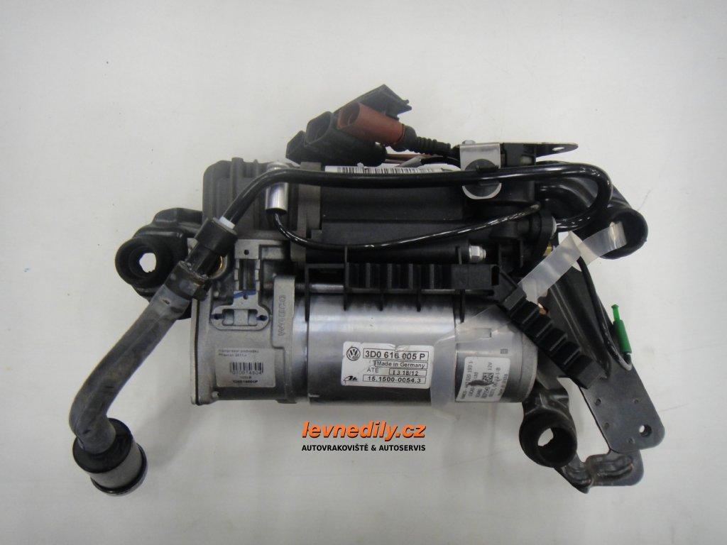 3D0616005P nový kompresor pro vzduchový podvozek VW Phaeton