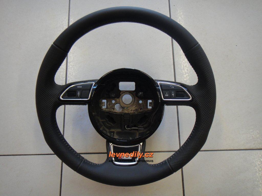 Multifunkční volant Audi A4 S-line