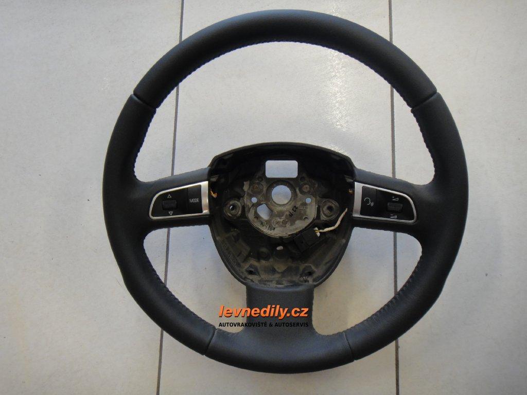 Multifunkční volant Audi