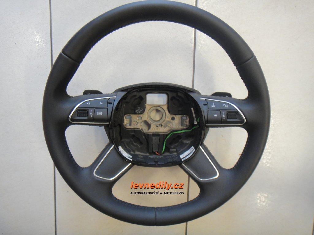 Multifunkční volant Audi 8U0419091C