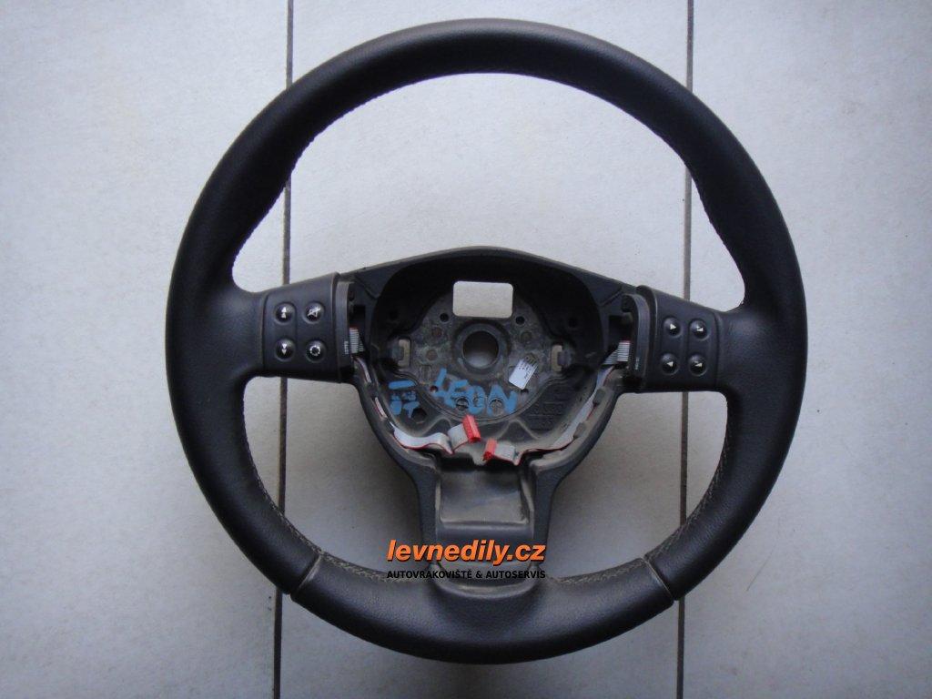Multifunkční volant Seat 1P0419091H