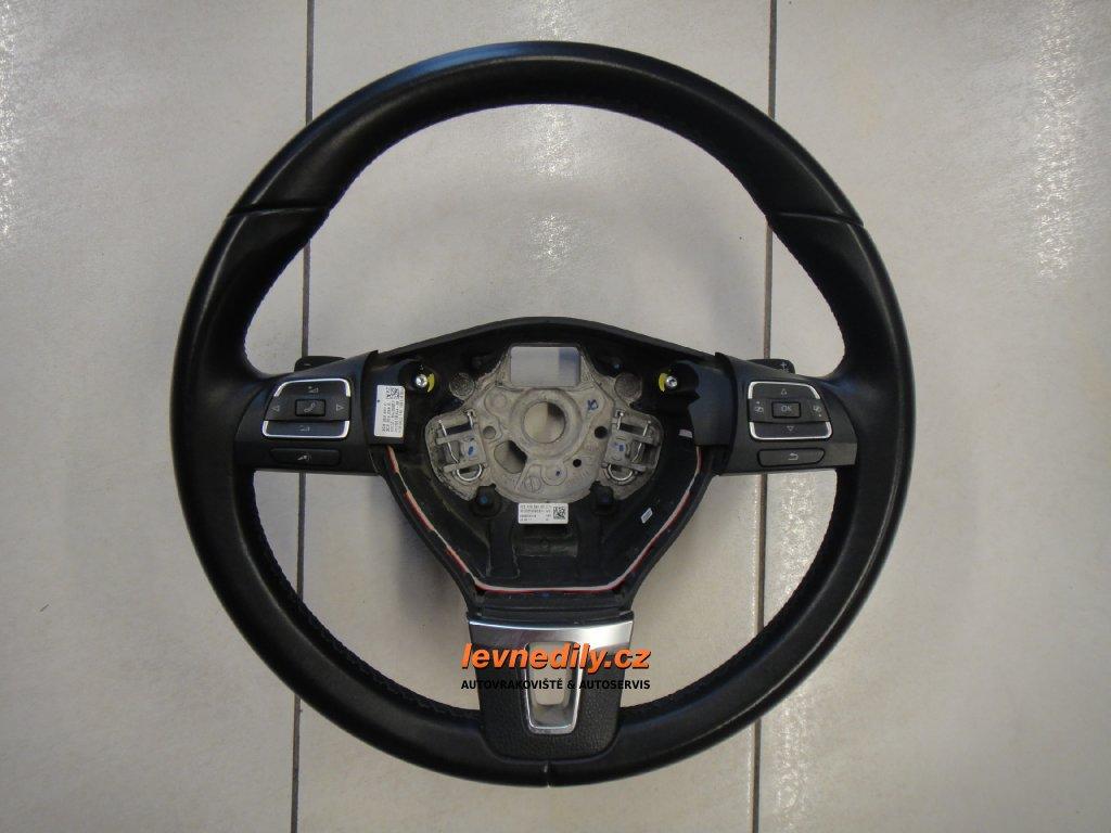 Multifunkční volant VW 3C8419091BF E74
