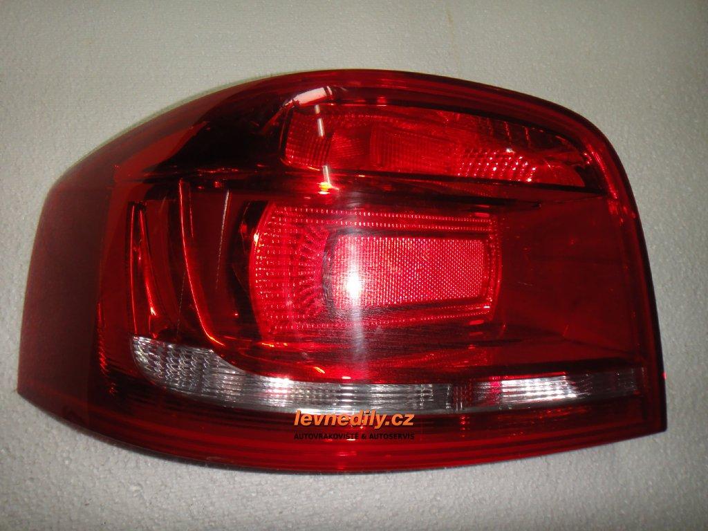 Levé zadní světlo Audi A3 8P3945095