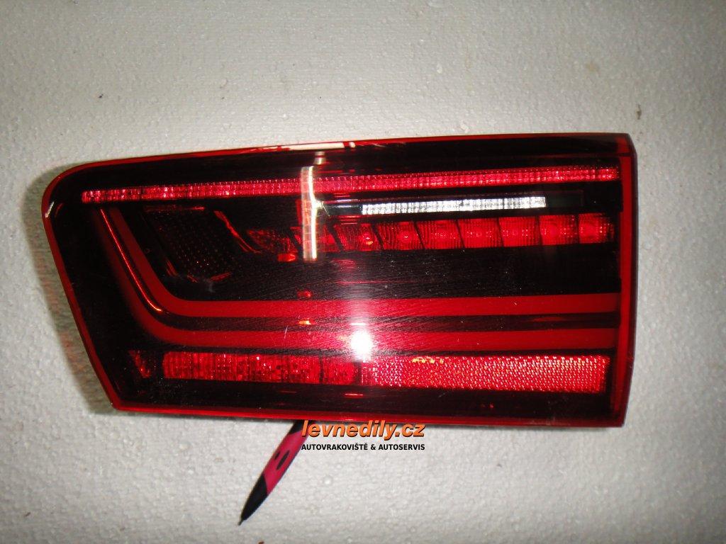 Pravé zadní led světlo Audi A6 4G9945094F vnitřní
