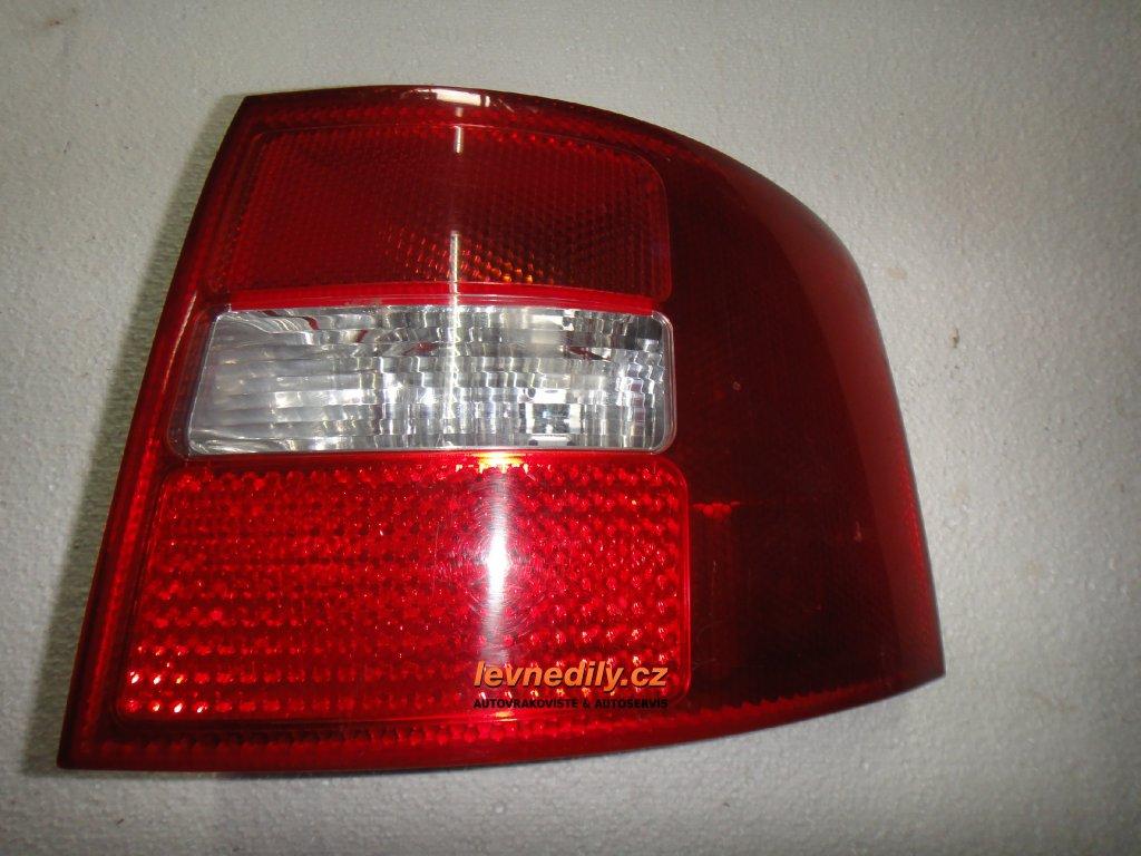 Pravé zadní světlo Audi A6 4B9945096F