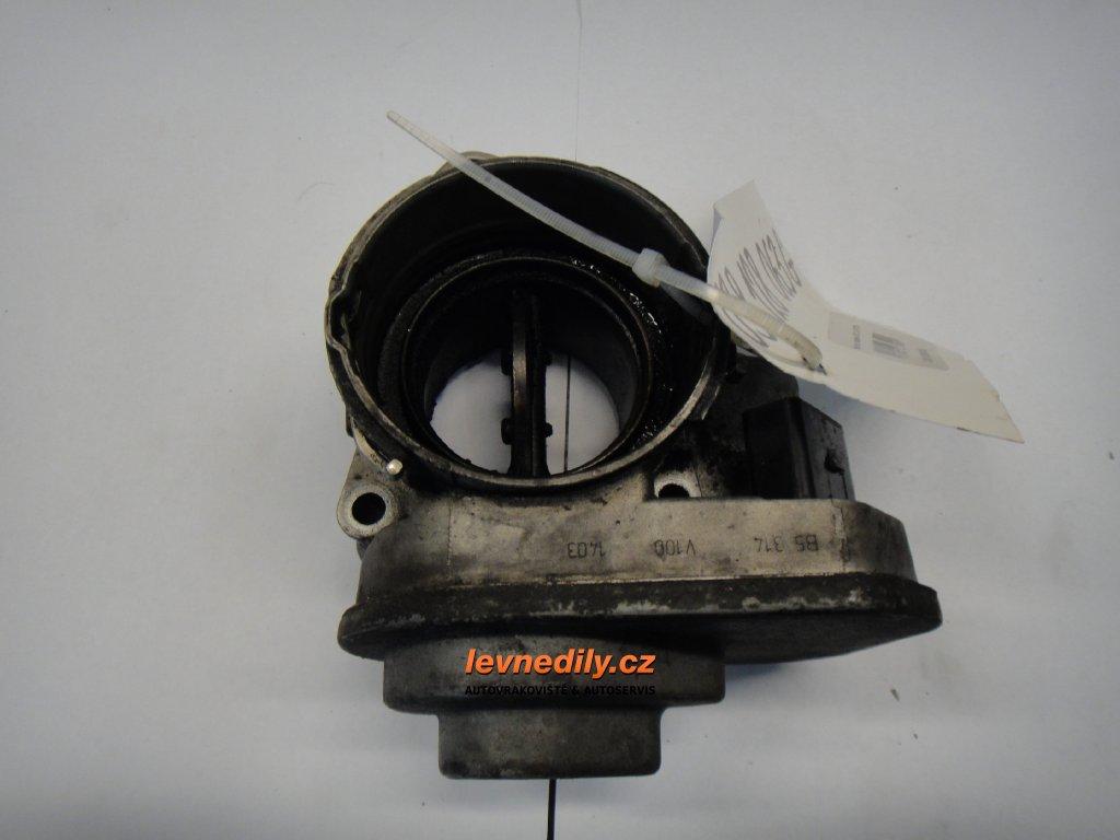 Škrtící klapka, klapka sání VW Audi Seat 038128063G