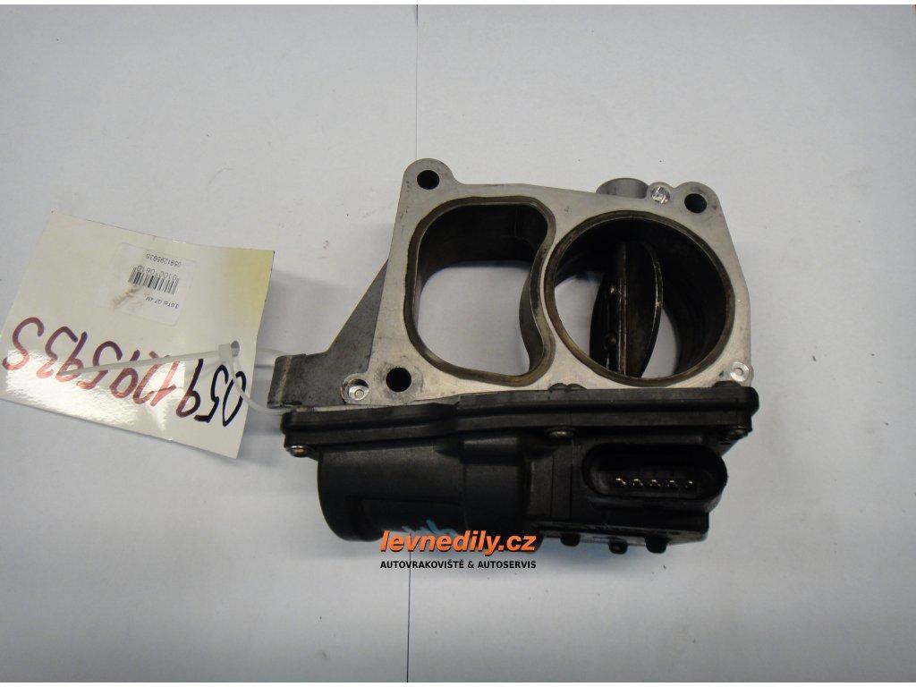 Škrtící klapka, klapka sání VW Audi 059129593S