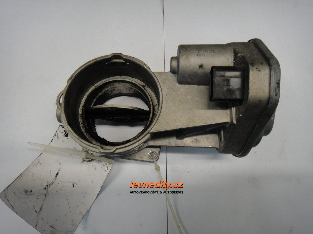 Škrtící klapka, klapka sání VW 07Z128069A