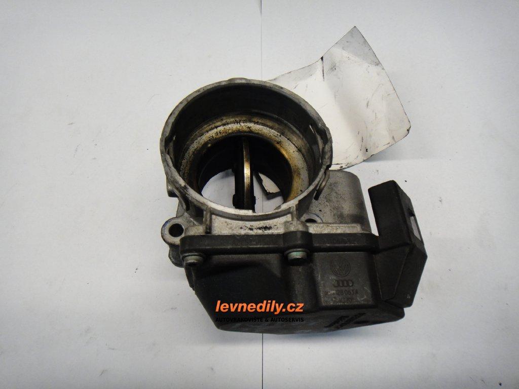 Škrtící klapka, klapka sání VW Audi Seat 03G128063T