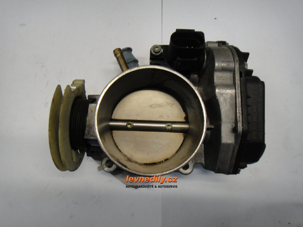 Škrtící klapka, klapka sání VW Audi 078133063AM