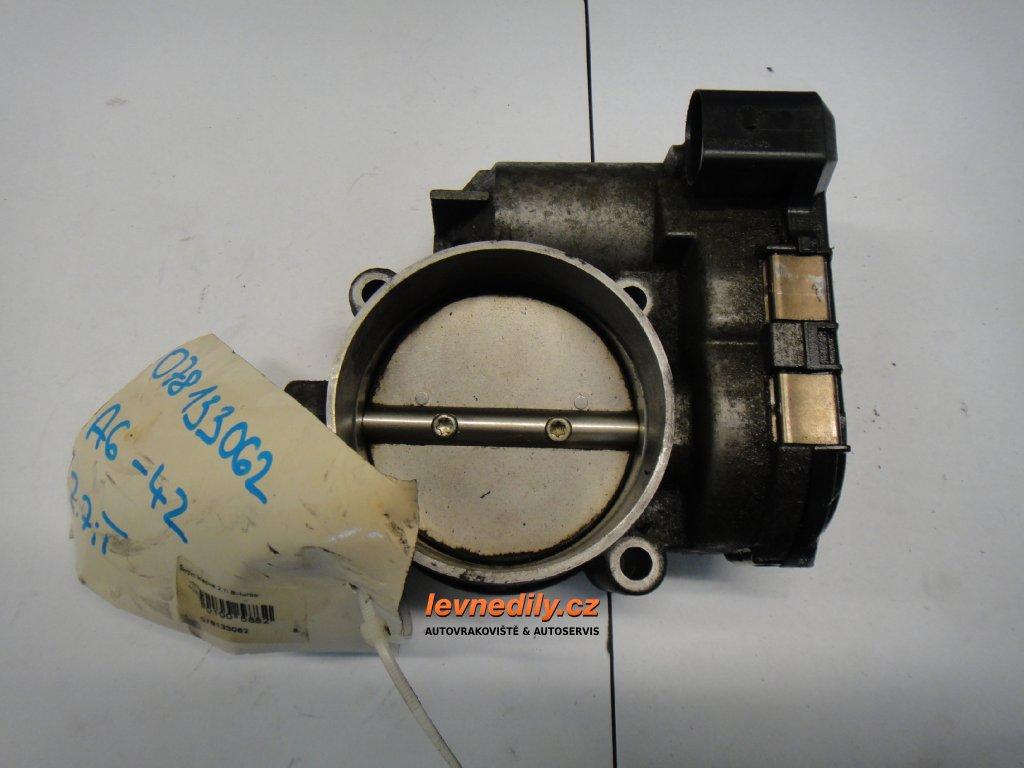 Škrtící klapka, klapka sání Audi 078133062