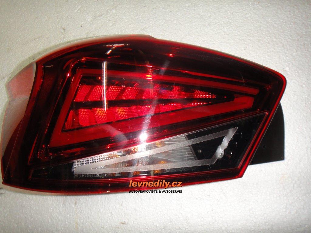 Levé zadní led světlo Seat Ibiza 6F0945207D