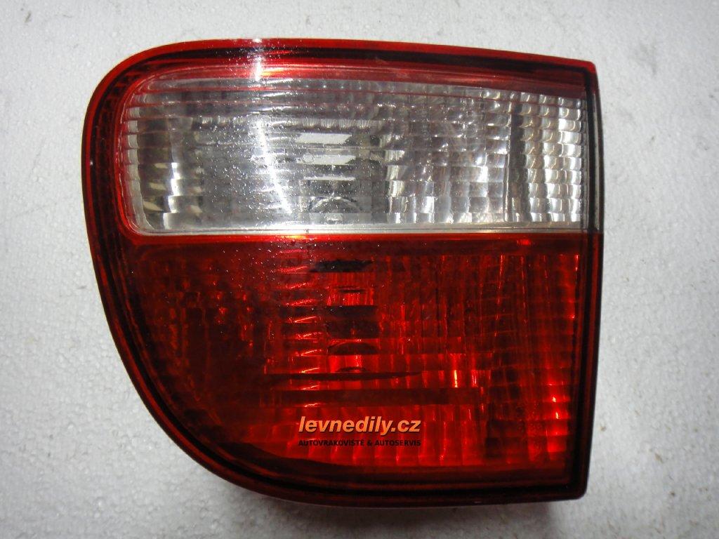 Pravé zadní světlo Seat Leon I 1999 - 2004 vnitřní
