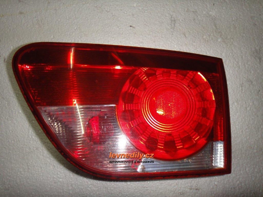 Pravé zadní světlo Seat Altea XL 5P8945108C vnitřní