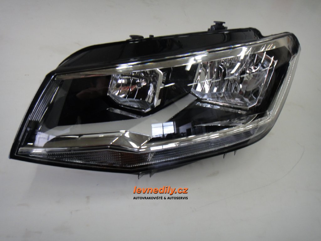 Levé přední světlo VW Caddy 2K1941005B
