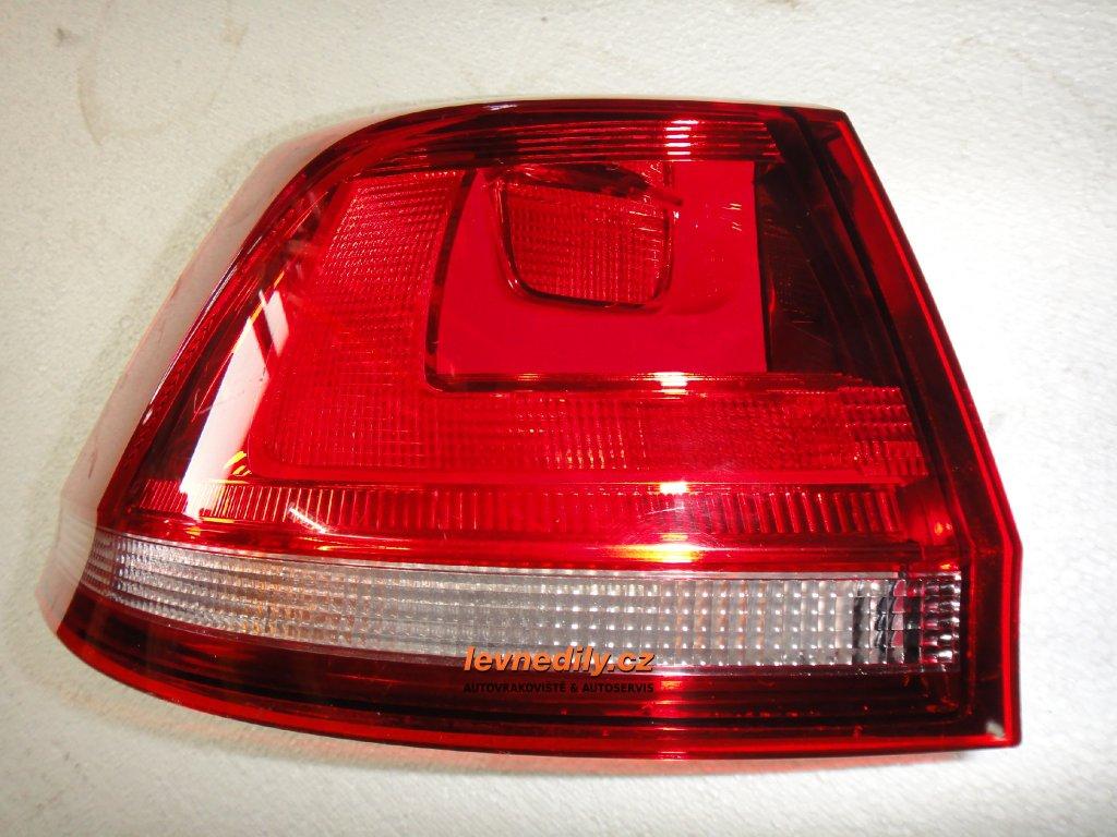 Levé zadní světlo VW Golf VII 5G9945095C vnější