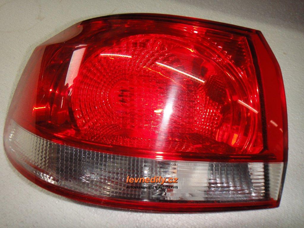 Levé zadní světlo Valeo VW Golf VI 5K0945095E vnější