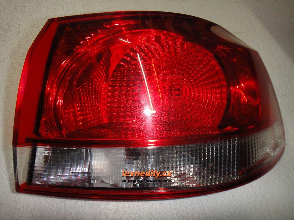 Pravé zadní světlo Valeo VW Golf VI 5K0945096E vnější