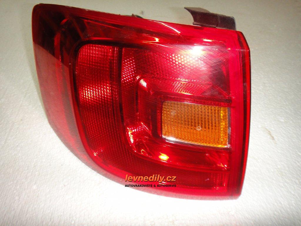Levé zadní světlo VW Jetta 5C6945095E vnější