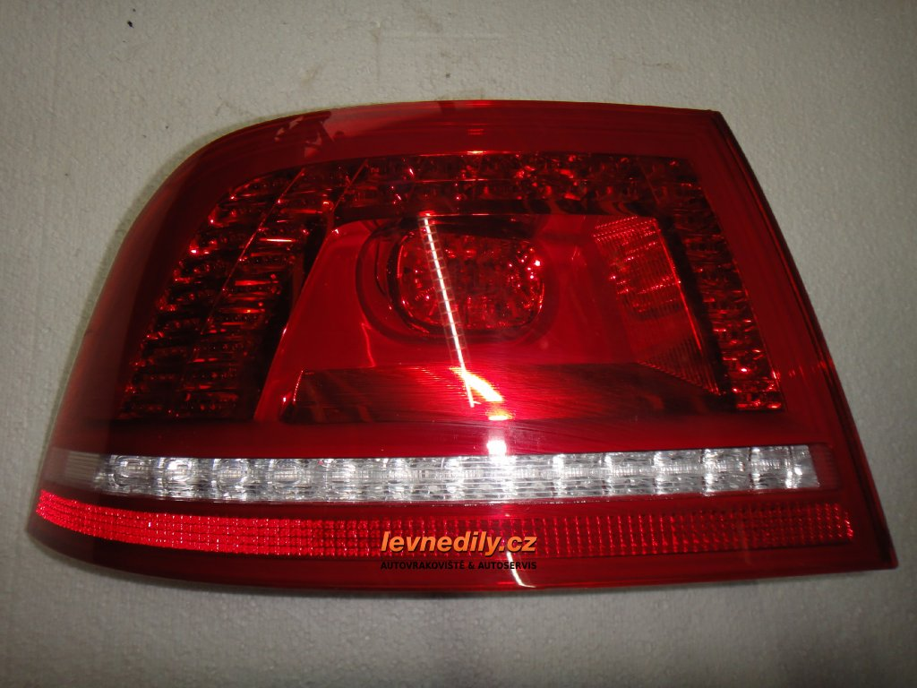 Levé zadní led světlo VW Phaeton 3D0945095H