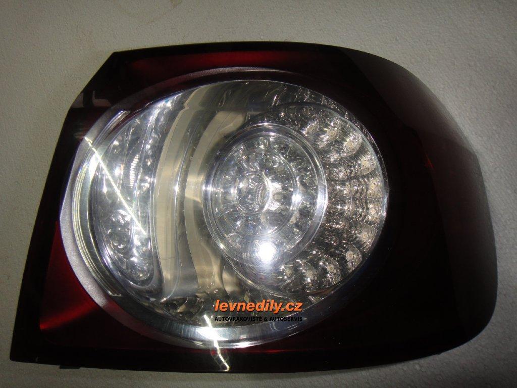 Pravé zadní světlo VW Golf Plus 5M0945096L vnější