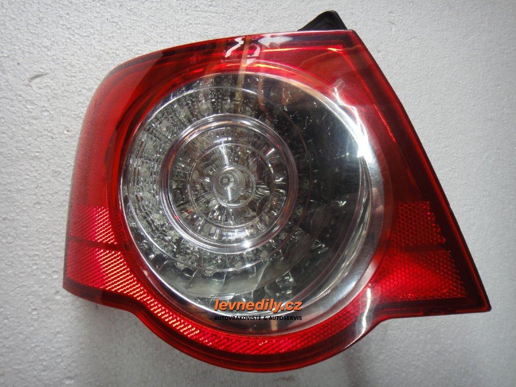 Levé zadní světlo VW Passat 3C5945095C vnější
