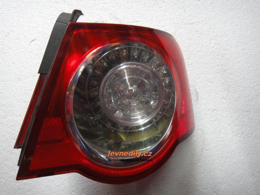 Pravé zadní světlo VW Passat 3C5945096C vnější