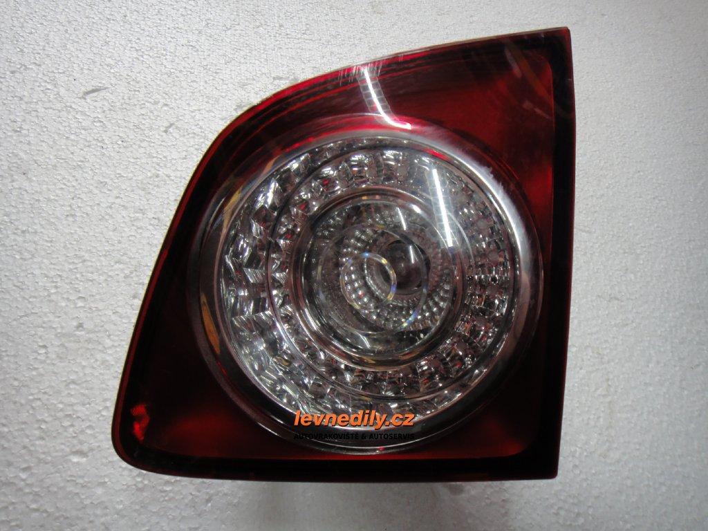Pravé zadní světlo VW Golf plus 5M0945094J vnitřní