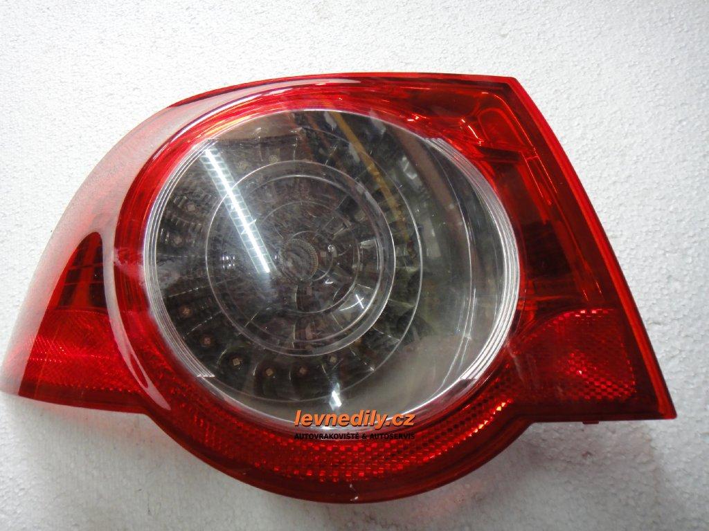 Levé zadní světlo VW Eos 1Q0945095H vnější