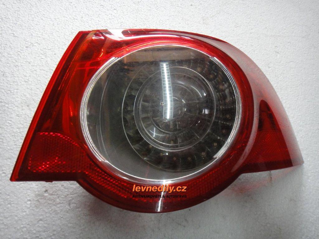 Pravé zadní světlo VW Eos 1Q0945096H vnější