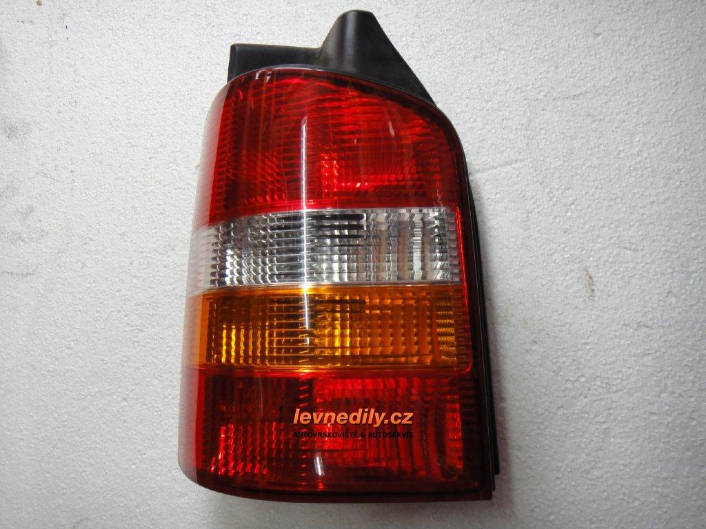 Levé zadní světlo VW Transporter T5 7H0945095G