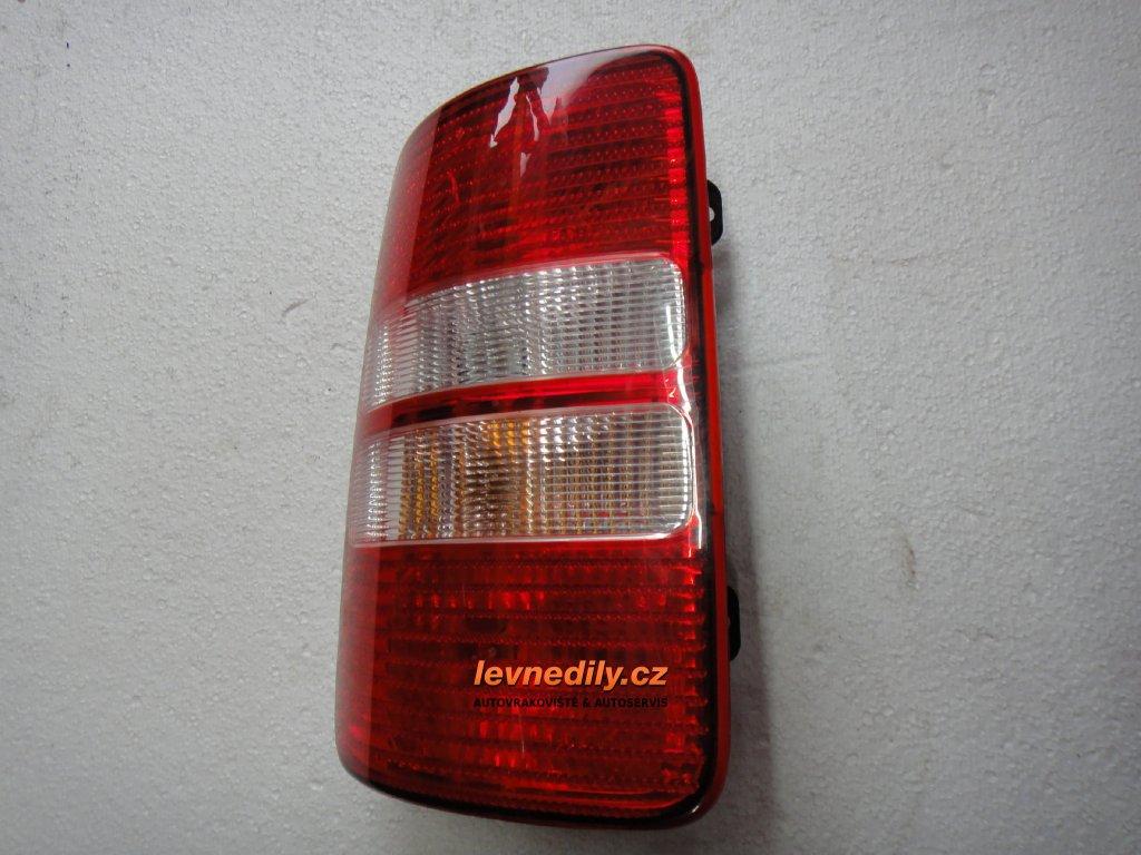 Levé zadní světlo VW Caddy 2K5945095B