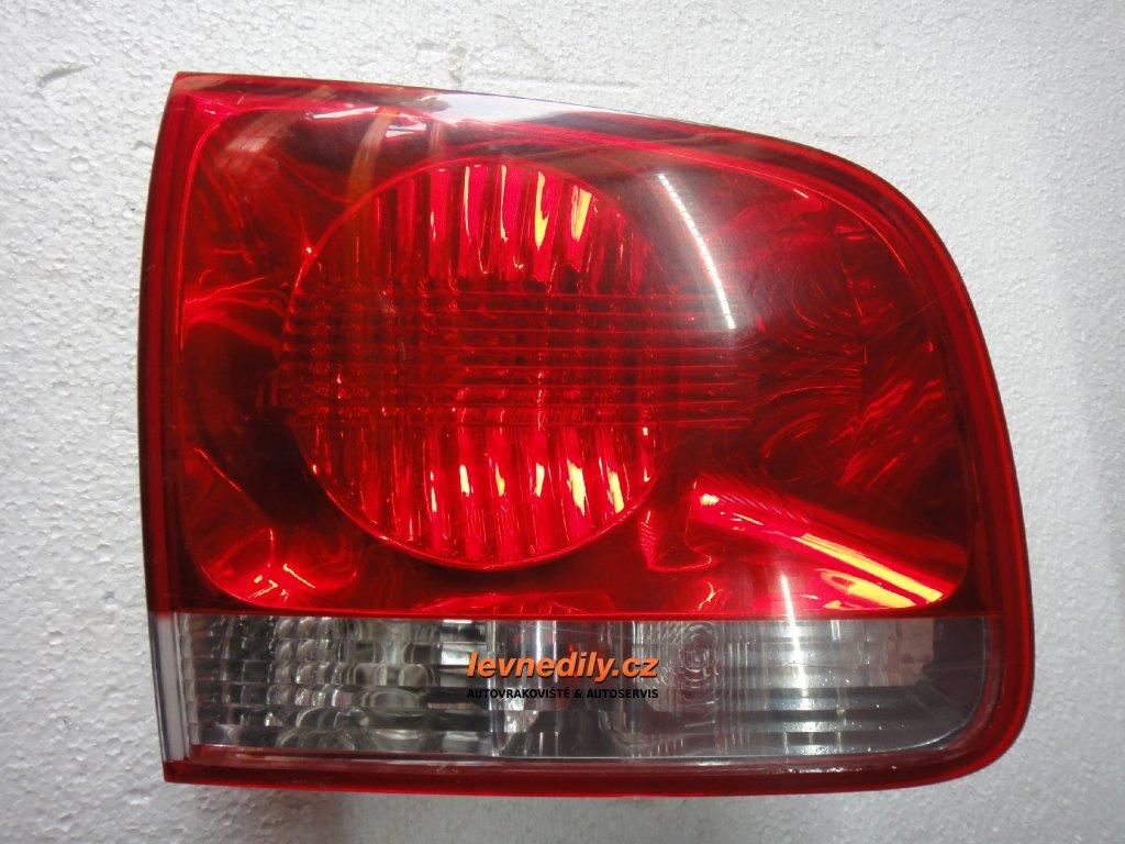 Levé zadní světlo VW Touareg 7L6945093H vnitřní
