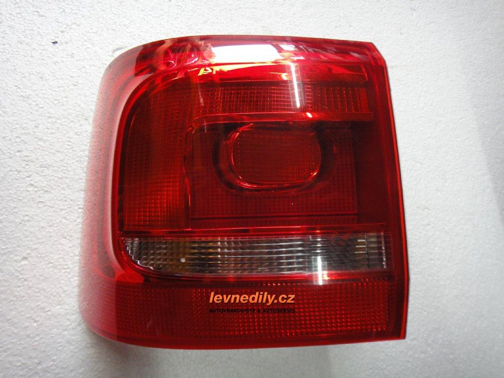 Levé zadní světlo VW Touran 1T0945095R vnější