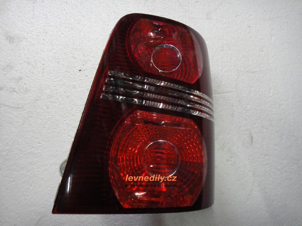 Pravé zadní světlo VW Touran 1T0945096J
