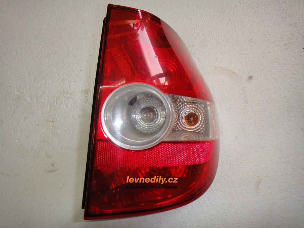 Pravé zadní světlo VW Fox 5Z0945096