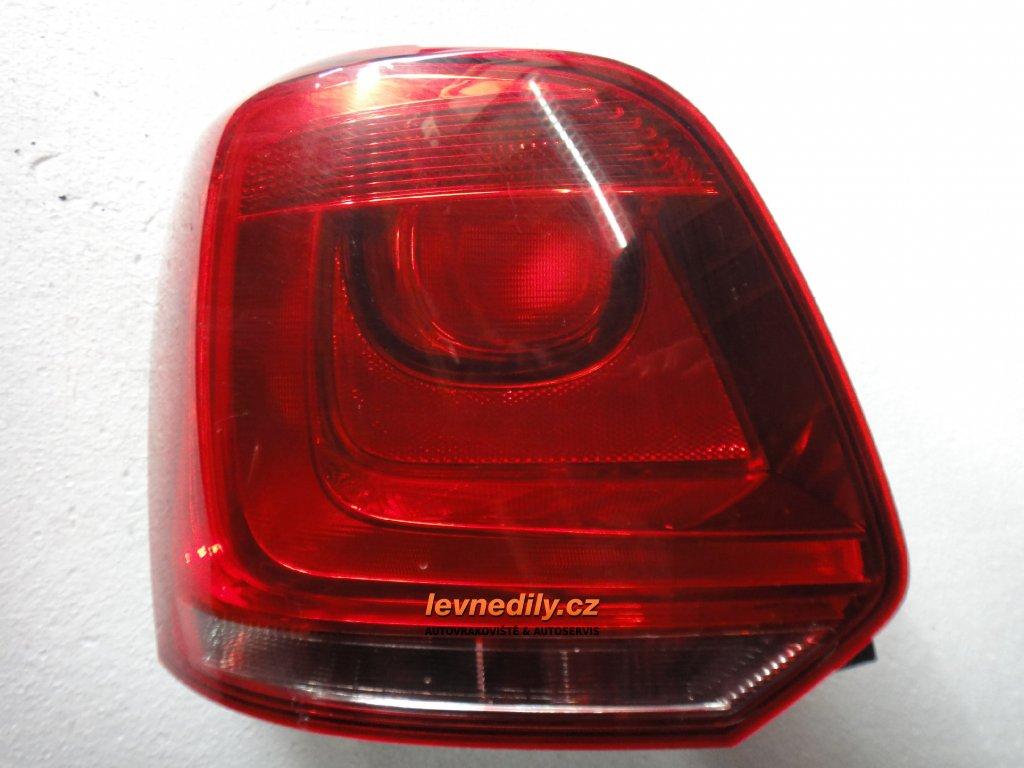 Levé zadní světlo VW Polo 6R0945095AH