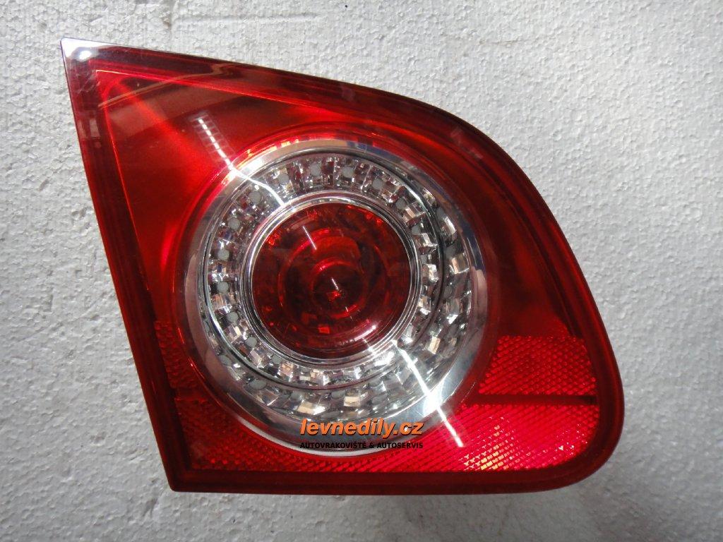 Levé zadní světlo VW Passat 3C5945093E vnitřní