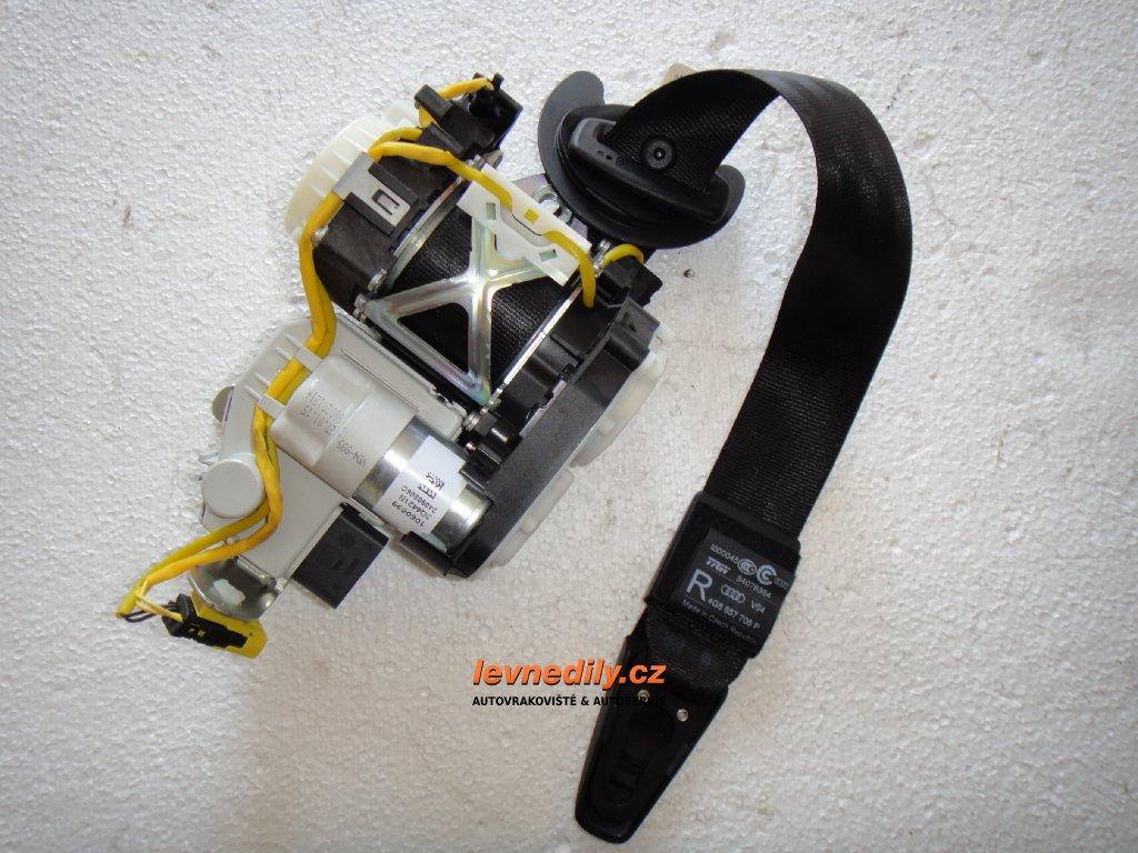 Pravý přední PP bezpečnostní pás VW Audi A6 A7 4G8857706E V04