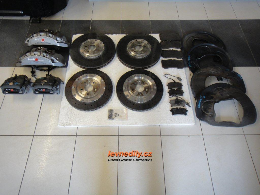 Keramické brzdy Audi A8 S8 Q5 SQ5