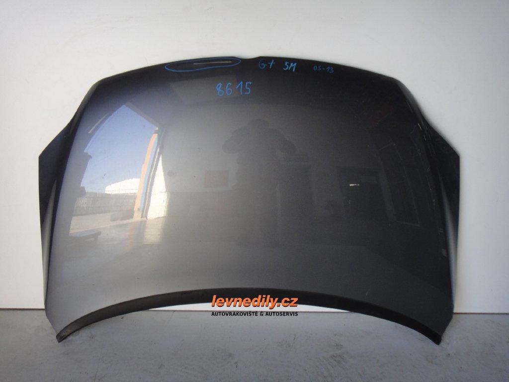 Přední kapota VW Golf plus