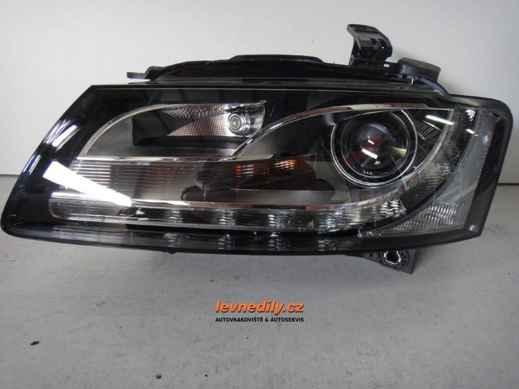 Levý přední LP světlomet 8T0941003AK Audi A5