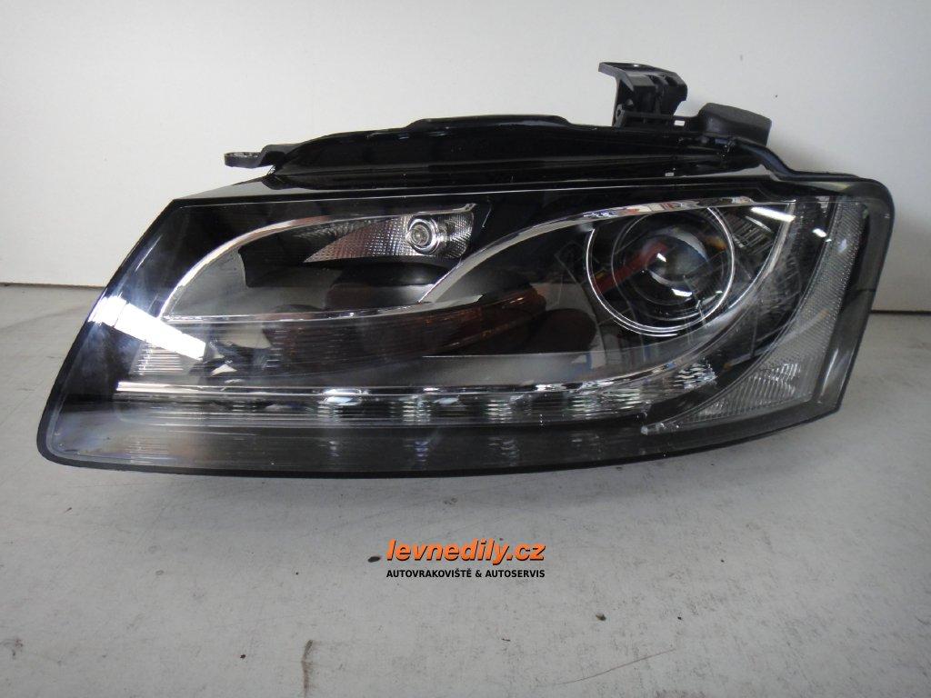 Levý přední LP světlomet 8T0941029AN Audi A5