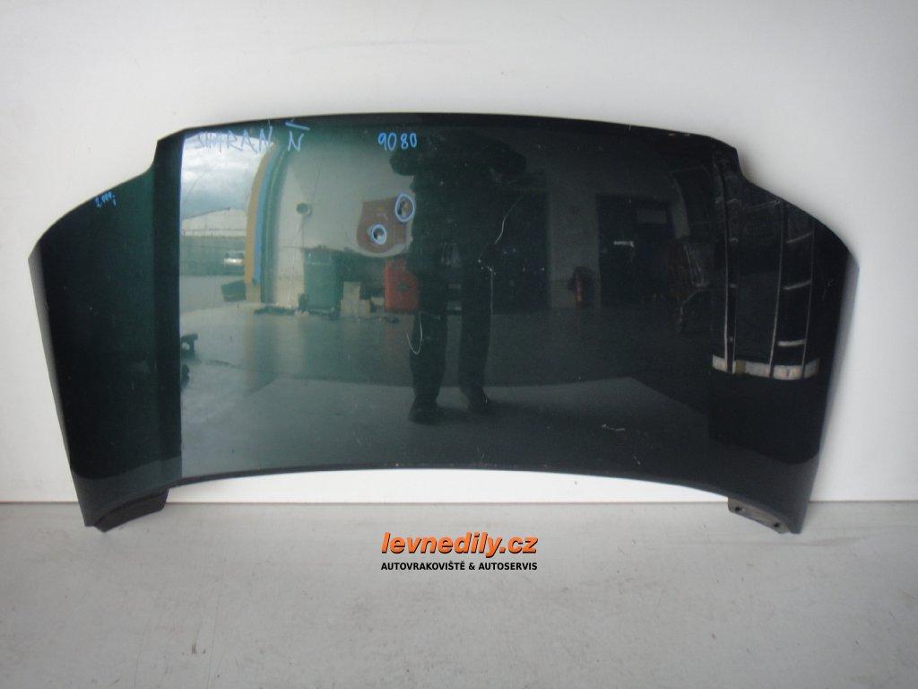 Přední kapota VW Sharan Seat Alhambra