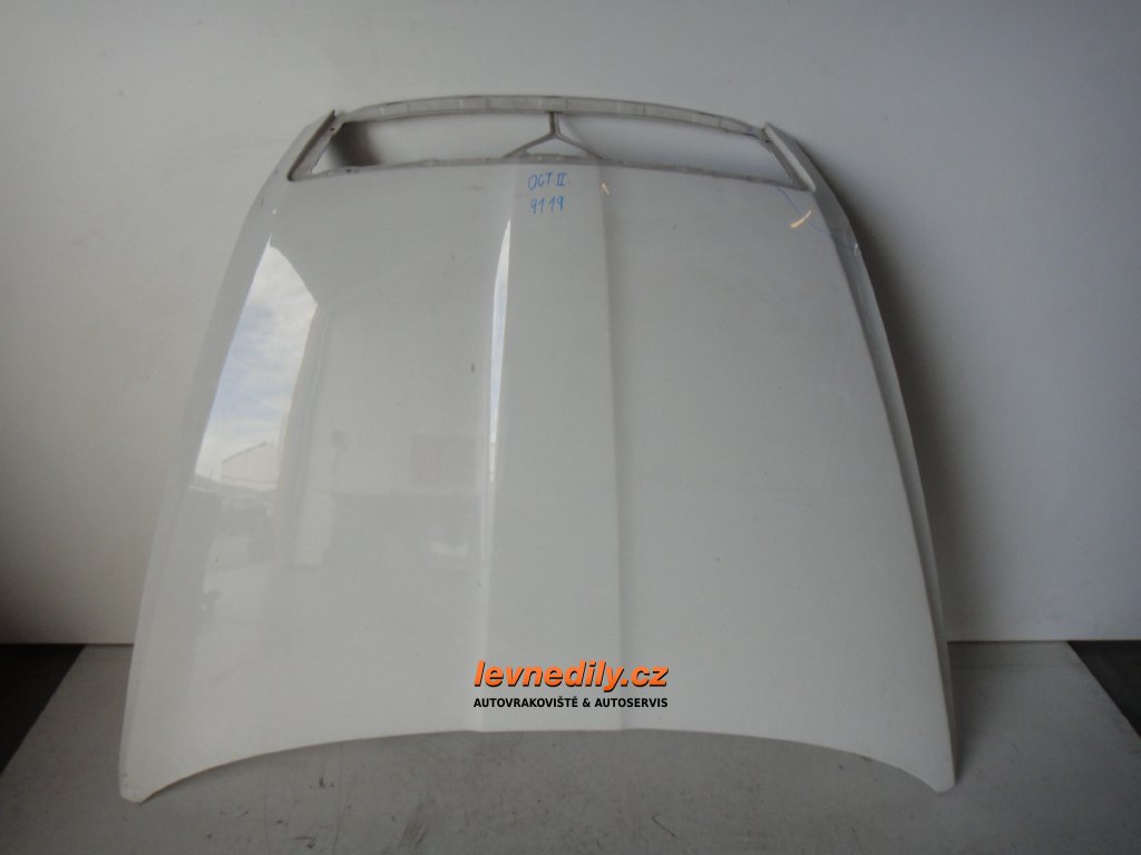 Přední kapota Škoda Octavia II