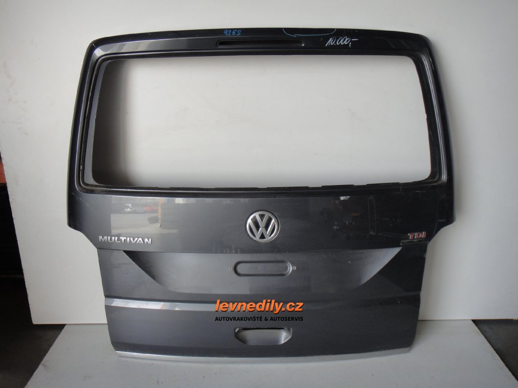 Zadní výklopné dveře VW Transporter T6