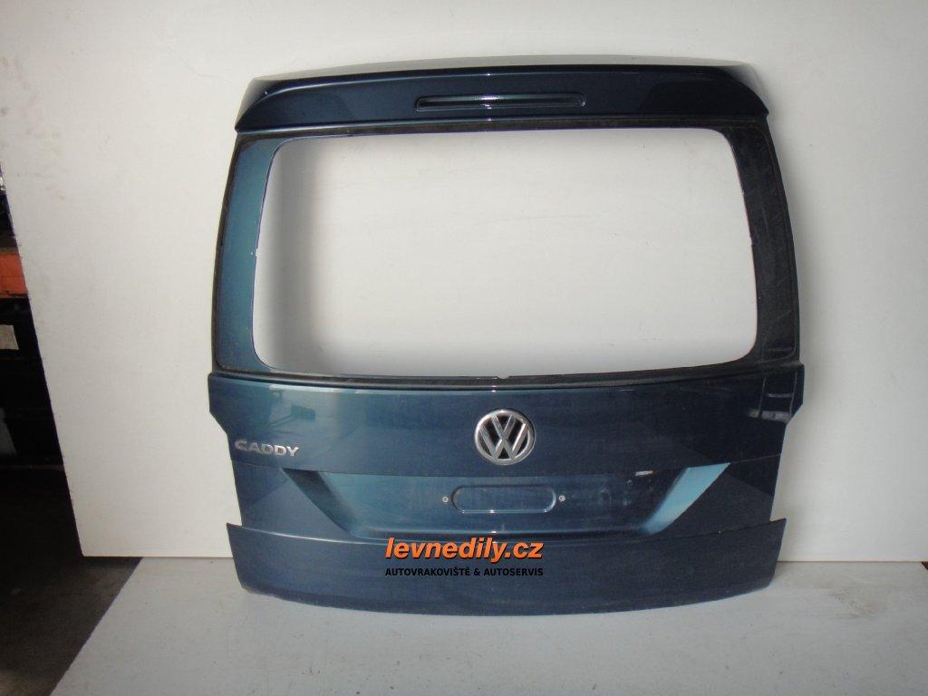 Páté zadní dveře VW Caddy